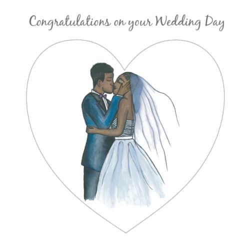 Wedding Card FS0021