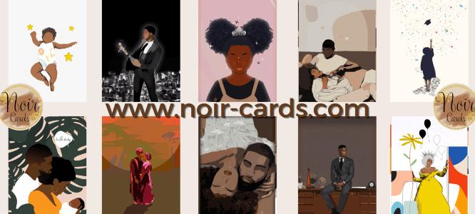 Noir Cards