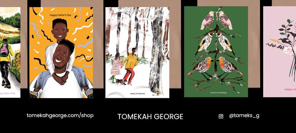 Tomekah George